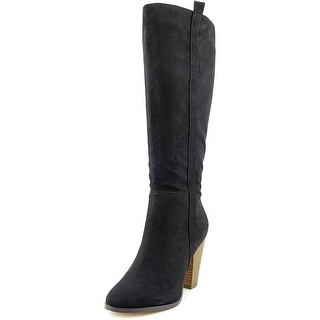 Charles By Charles David Skyler Women Pointed Toe Synthetic Knee High Boot