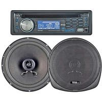 240-Watt Cd-Mp3 Receiver-Speaker Package System