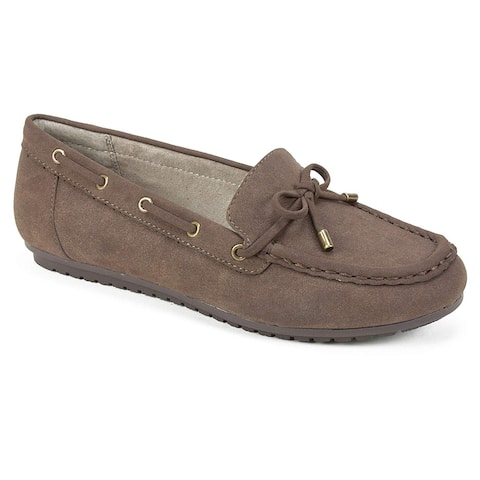 Cliffs by White Mountain Womens Demi Closed Toe