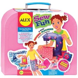 Sew Fun Sewing Machine Kit-
