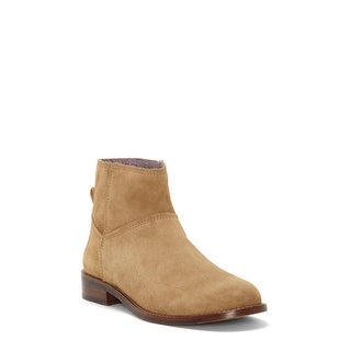 Link to ED Ellen DeGeneres Womens Zaliya Leather Closed Toe Ankle Clog Boots Similar Items in Women's Shoes