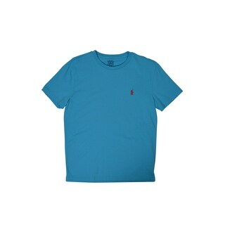 Polo By Ralph Lauren Men's Basic Crewneck T-Shirt