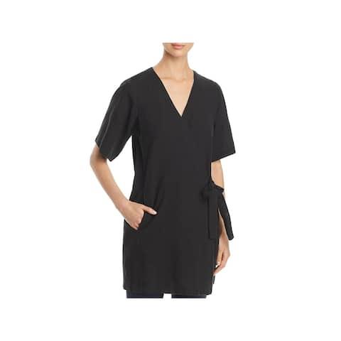 Eileen Fisher Womens Kimono Organic Cotton V-Neck