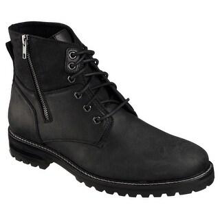 Skechers 68240 BLK Men's BRIGGS Boot
