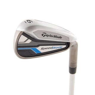 New TaylorMade SpeedBlade 6-Iron FST R-Flex Steel RH