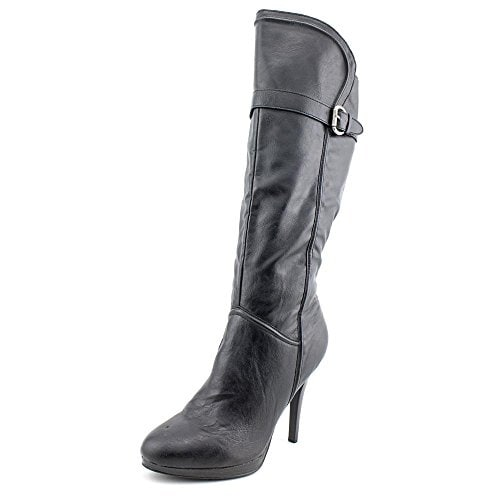 Style & Co. Womens Fiesty Almond Toe Knee High Fashion Boots - 9.5