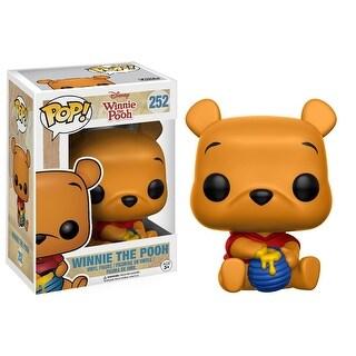 Winnie The Pooh POP Vinyl Figure: Seated Pooh - multi