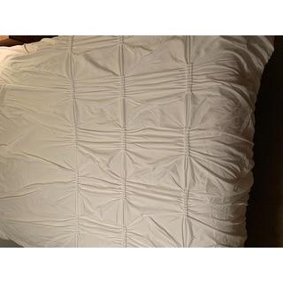 Intelligent Design Quinn White 5-piece Comforter Set