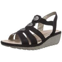 Remonte Womens Gretchen 56 Open Toe Casual Platform Sandals - 8.5