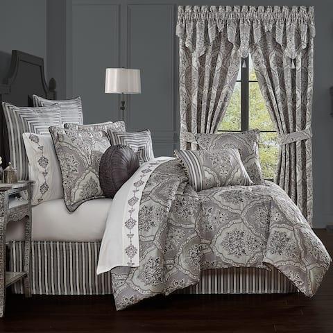 Five Queens Court Silverstone Luxury Comforter Set