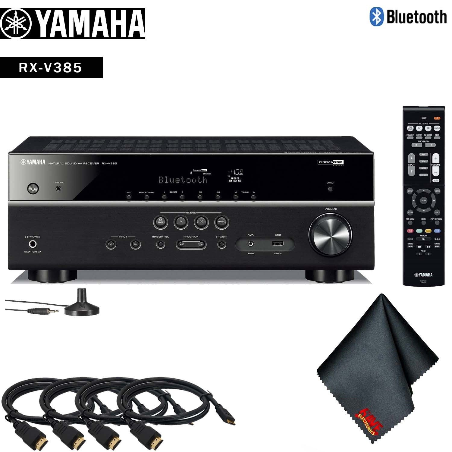 Buy Receivers & Amplifiers Online at Overstock | Our Best Home