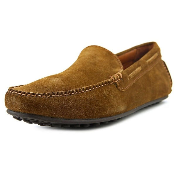 Frye Allen Venetian Men Moc Toe Suede Loafer