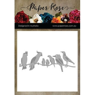 Paper Rose Dies-Australian Birds