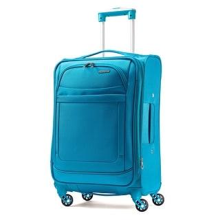 American Tourister Ilite Max Softside Spinner 25 - Light Blue