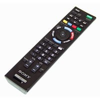 OEM Sony Remote Control Originally Shipped With: XBR55X800B, XBR-55X800B, KDL40W590B, KDL-40W590B