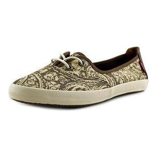 Vans Solana Women Round Toe Canvas Sneakers