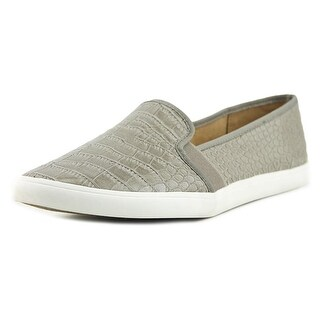Naturalizer Kail Women W Round Toe Synthetic Gray Flats