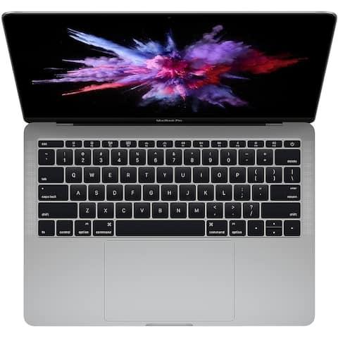 Apple MacBook Pro MLL42LL/A Intel Core i5-6360U X2 2.0GHz 8GB 256GB,Silver(Certified Refurbished)