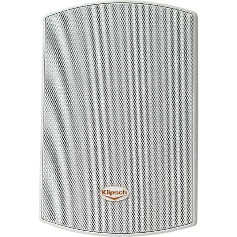 Klipsch AW-525 Reference All-Weather Outdoor Speakers (Pair, White)