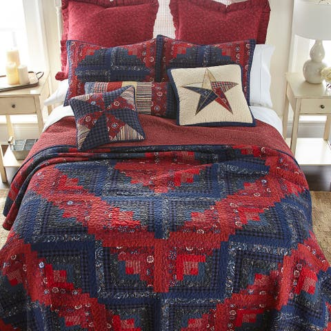 Donna Sharp Plymouth Quilt Set