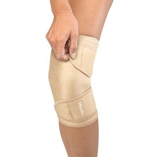 Mueller Closed Patella Knee Support - Beige