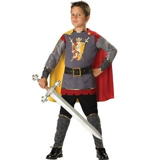 InCharacter Loyal Knight Child Costume - Grey