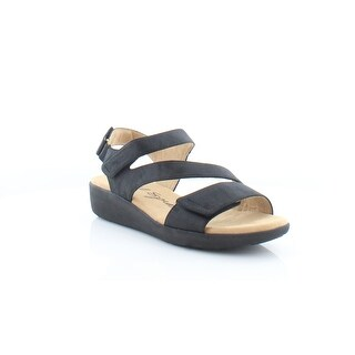 Easy Spirit Kailynne Women's Sandals & Flip Flops Black