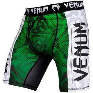 Venum Amazonia 5 Dry Tech Compression Vale Tudo Fight Shorts - Green