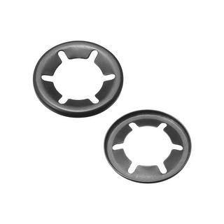 Starlock Washers , M16x28  Internal Tooth Clips Fasteners Assortment Kit 50pcs