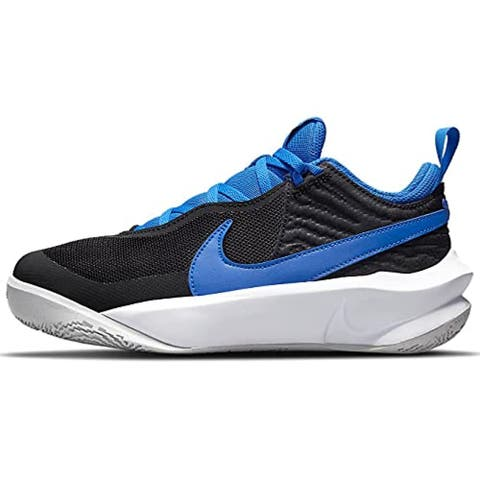 Nike Team Hustle D 10 Big Kids' Basketball Shoe CW6735-001