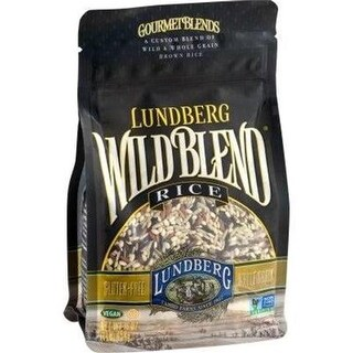 Lundberg Family Farms - Gourmet Wild Rice Blend ( 6 - 16 oz bags)