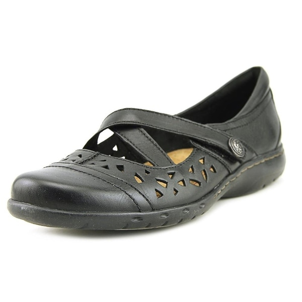 Rockport Penfield Xcross Black Flats