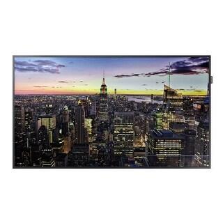 Samsung QM75F QM-F Series 75-inch LED Display w/ 4 HDMI Inputs & 1 Stereo Mini Jack