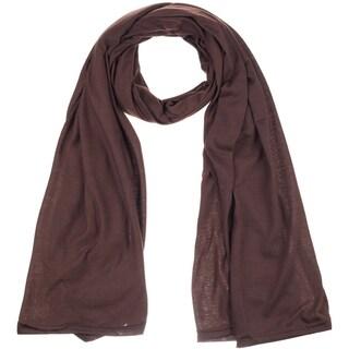 Women's Jersey hijab scarves fashion long plain scarf wrap shawls