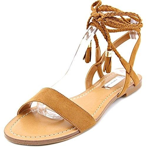 INC International Concepts Womens Ganice Open Toe Casual Ankle Strap Sandals