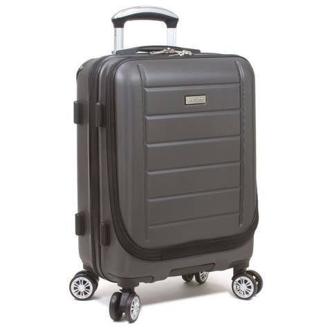Laptop Spinner Carry-on Upright Luggage