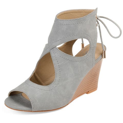Journey + Crew Womens Wedge