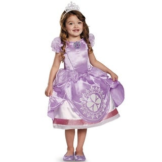 Disguise Sofia Light-Up Toddler/Child Costume - Purple