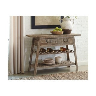 Ashley A4000003 Camp Ridge Console Sofa Table