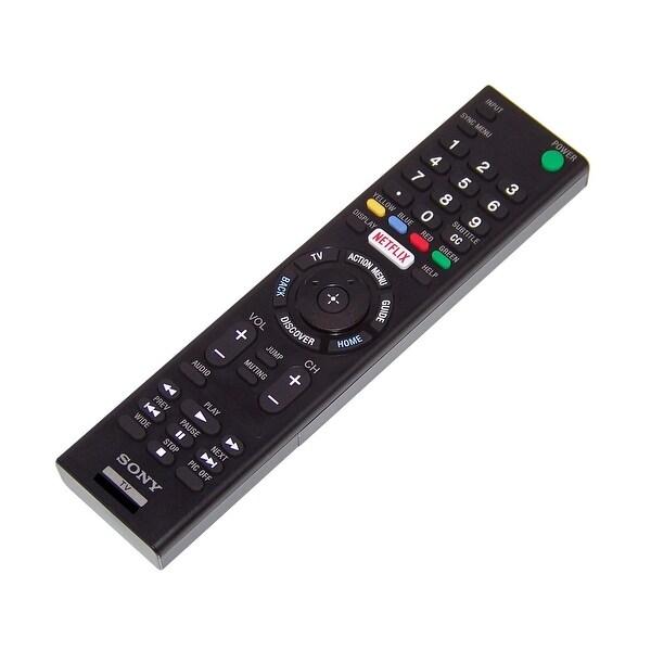 OEM Sony Remote Control Originally Shipped With XBR55X707D, XBR-55X707D, XBR65X750D, XBR65X750D, XBR-65X750D XBR-65X750D