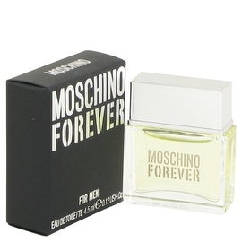 Moschino Forever by Moschino Mini EDT .12 oz - Men
