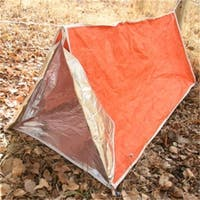 Emergency Zone 117 HeatStore Reflective Survival Tent