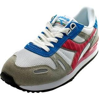 Diadora Titan II Round Toe Suede Sneakers