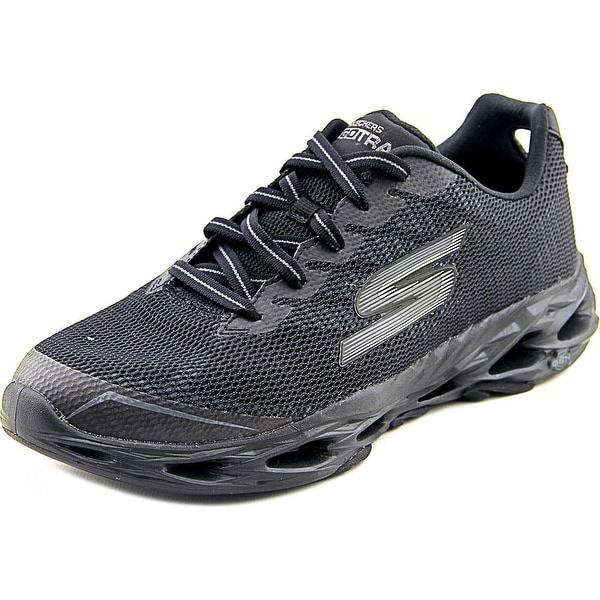 Skechers Go Train Vortex 2 Women Round Toe Synthetic Black Cross Training