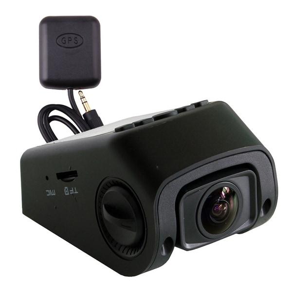 Spytec A118-C 1080P Hd Dash Camera W/ Gps & 170-Degree Wide Angle Lens