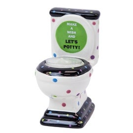 Gifts To Go Let's Potty Tea Light Holder