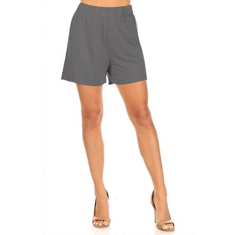 Women's Casual Lightweight Pants Shorts