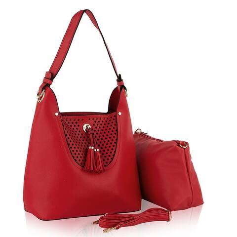 MKF Collection Amara Lightweight Hobo Bag by Mia K.