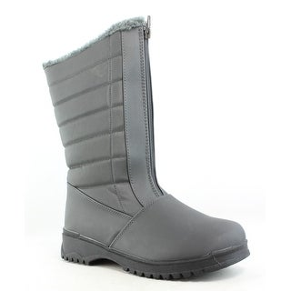 Tundra Womens Christy Grey Snow Boots Size 9