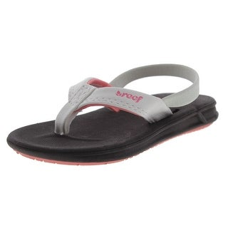 Reef Rover Catch Slip On Synthetic Slingback Sandals